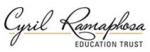 Cyril Ramaphosa Education Trust Logo